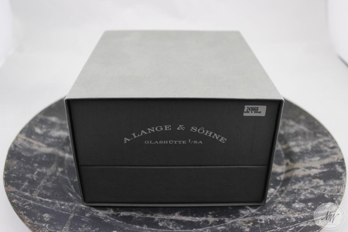 Verkauft Lange Amp S 246 Hne Sax O Mat Ref 308 027 Von 2000
